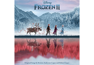 VARIOUS ARTISTS/ORIGINAL SOUNDTRACK - FROZEN 2  - (Vinyl)