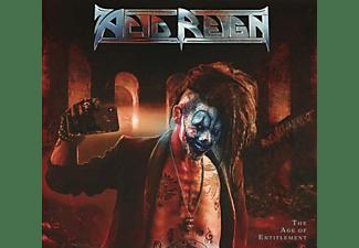 Acid Reign - AGE OF ENTITLEMENT -LTD-  - (CD)