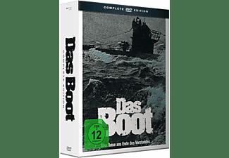 Das Boot - Complete Edition DVD