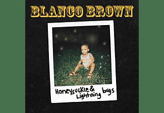 Blanco Brown - HONEYSUCKLE & LIGHTNING..  - (CD)