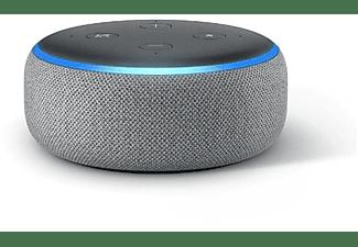 Altavoz inteligente - Amazon Echo Dot (3ª Gen) Alexa, Controlador de Hogar, Gris