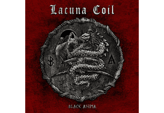 Lacuna Coil - Black Anima  - (LP + Bonus-CD)