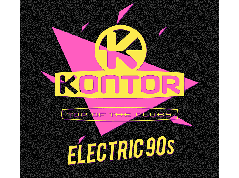 VARIOUS - Kontor Top Of The Clubs-Electric 90s [CD]