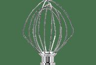 KITCHENAID 5KSM175PSEMS Küchenmaschine Medallion Silber 300 Watt