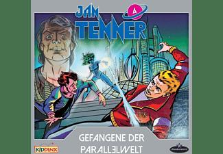 Jan Tenner - 004 - GEFANGENE DER PARALLELWELT  - (CD)