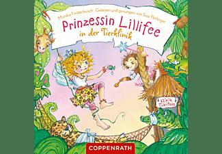 Prinzessin Lillifee - Prinzessin Lillifee in der Tierklinik  - (CD)