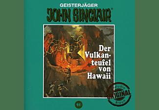 Sinclair John - Tonstudio Braun, Folge 91: Der Vulkanteufel von Ha  - (CD)