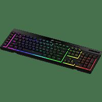 CORSAIR K57 RGB, Gaming Tastatur, Mechanisch, Cherry MX Low Profile