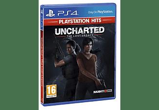 PS4 Uncharted: El Legado Perdido Hits