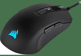 CORSAIR 3in1 Gaming Bundle (K55+M55 RGB Pro+MM300), 3in1, Gaming Tastatur, Gaming Maus, Mauspad, Rubberdome