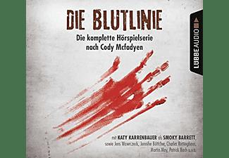 Cody Mcfadyen - Die Blutlinie-Teil 1-Teil 4  - (CD)