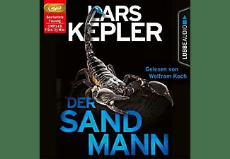 Lars Kepler - Der Sandmann: Joona Linna Teil 4  - (MP3-CD)