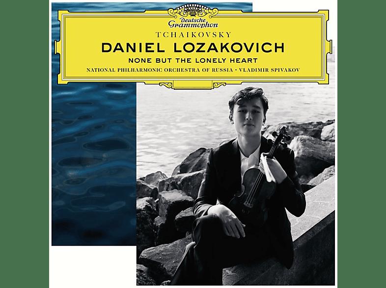Daniel Lozakovich, National Philharmonic Orchestra Of Russia - NONE BUT THE LONELY HEART [CD]