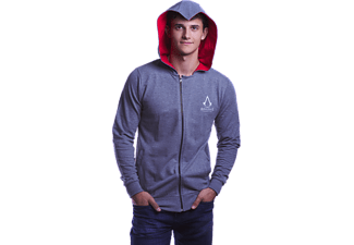 Assassin's Creed Legacy Long Sleeve Hoodie - S - póló