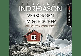 Arnaldur Indrioason - Verborgen im Gletscher  - (CD)