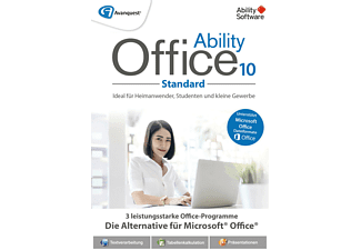 Ability Office 10 Home (Code in a Box) - [PC]