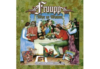 Fruupp - WISE AS WISDOM - THE DAWN ALBUMS 1973-1975  - (CD)