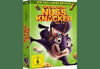Operation Nussknacker - Teil 1+2 - Die Voll-Nuss-Edition DVD