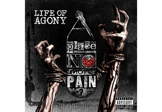 Life Of Agony - A Place Where There's No More Pain (Black Vinyl)  - (Vinyl)