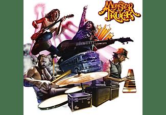 Monster Truck - True Rockers (180 Gr.White Vinyl+MP3)  - (Vinyl)
