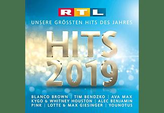 VARIOUS - RTL Hits 2019  - (CD)