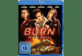 Burn-Hell Of A Night Blu-ray