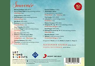 Lgt Young Soloists - SOUVENIR  - (CD)