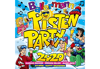 VARIOUS - Ballermann Pistenparty 2020  - (CD)