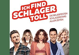 VARIOUS - Ich Find Schlager Toll-Die Bel.Schlagerstars  - (CD)