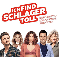 VARIOUS - Ich Find Schlager Toll-Die Bel.Schlagerstars [CD]