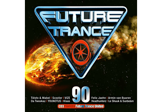 VARIOUS - Future Trance 90  - (CD)