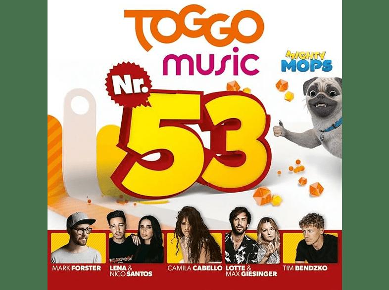VARIOUS - Toggo Music 53 [CD]