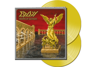 Edguy - Theater Of Salvation (Gtf.Yellow 2-Vinyl) - (Vinyl)