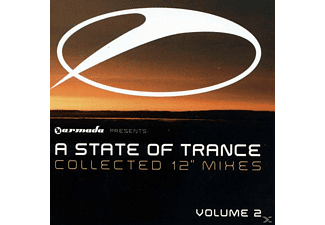 VARIOUS, A State Of Trance - the collected 12inch mixes 2  - (CD)