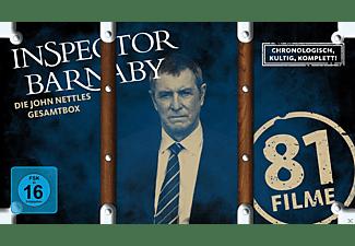 Inspector Barnaby Die John Nettles Gesamtbox [DVD + CD]