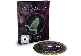 Nightwish Decades: Live in Buenos Aires Blu-ray