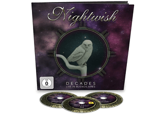 Nightwish - Decades:Live in Buenos Aires [CD]