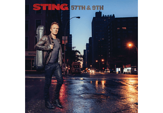 Sting - 57th & 9th (Ltd.Super Deluxe Edt.)  - (CD + DVD Video)