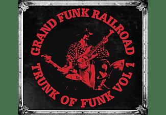 Grand Funk Railroad - Trunk Of Funk,Vol.1 (6CD Box)  - (CD)