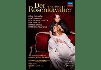 Renee Fleming / Elina Garanca / Günther Groissböck / Sebastian Weigle / Metropolitan Opera Orchestra - Der Rosenkavalier  - (Blu-ray)