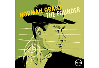 Norman Granz - The Founder  - (CD)