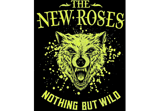 The New Roses - Nothing but wild  - (Vinyl)