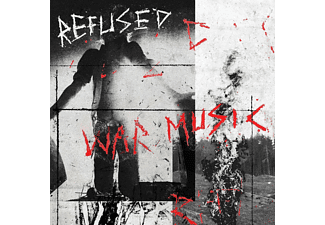 Refused - WAR MUSIC  - (CD)