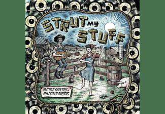 VARIOUS - STRUT MY STUFF  - (CD)
