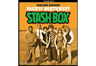 VARIOUS - PACIFIC NORTHWEST STASH..  - (CD)