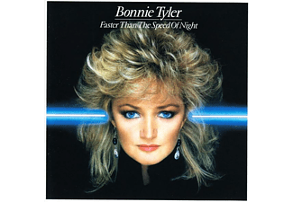 Bonnie Tyler - FASTER THAN THE SPEED..  - (CD)