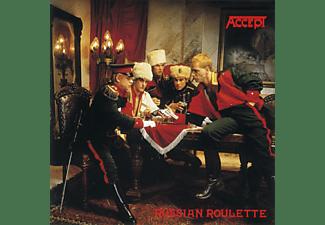 Accept - RUSSIAN ROULETTE -CLRD-  - (Vinyl)
