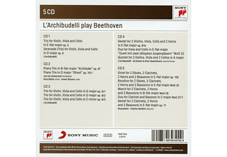 VARIOUS - L'Archibudelli Play Beethoven  - (CD)