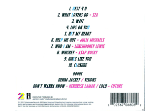 Maroon 5 - Red Pill Blues  - (CD)