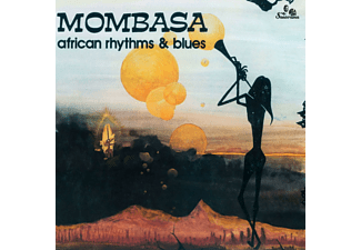 Mombasa - AFRICAN RHYTHMS AND BLUES  - (Vinyl)